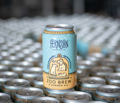 Zoo Brew 2018 Can