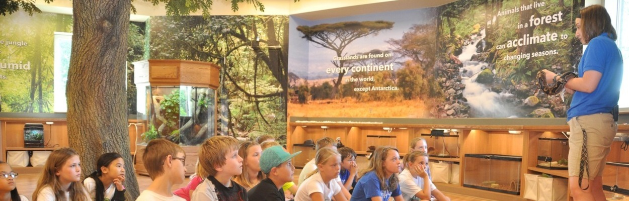 Great Plains Zoo Camp